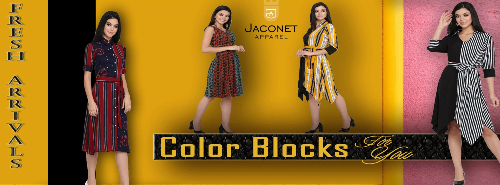 Color Blocks for You