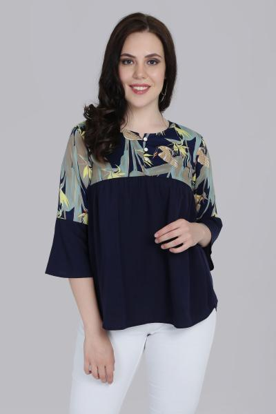 Printed Regular top for women